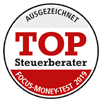 Logo Top Steuerberater 2019
