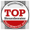 Logo Top Steuerberater 2019